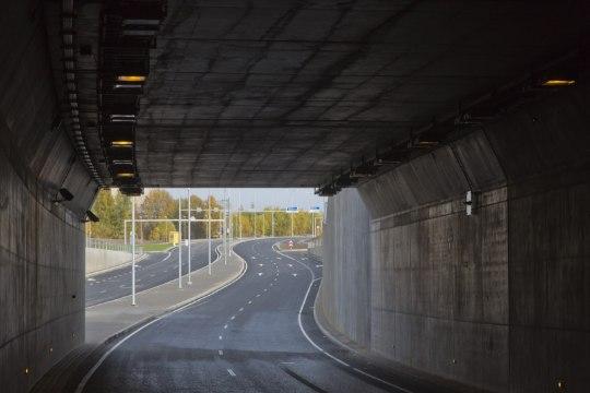 Ülemiste tunnel suletakse lühiajaliselt hooldustöödeks