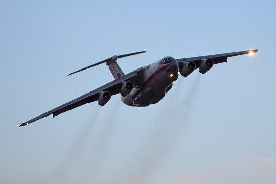 JÄLLE! Venemaa Föderatsiooni lennuk rikkus täna Eesti õhupiiri