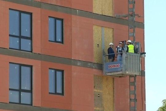 TV3 VIDEO | Põhja-Tallinnas valmivad üürimajad on ehitatud pensionifondide rahade eest