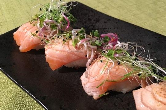 Kust leiab linna parimat sushit?
