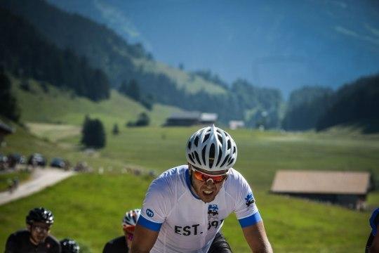 Rakke maratoniks valmistuv rattur läbis Tour de France'i etapi: läksin jõuvarude hindamisel alt