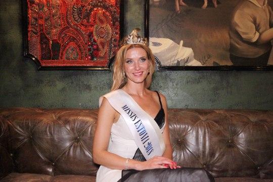 PILDID JA VIDEO   Missis Estoniaks krooniti imekaunis lauljatar Ithaka Maria