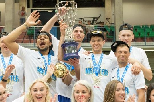 Korvpalli Eesti-Läti ühisliigasse soovib pääseda 7 Eesti ja 9 Läti klubi