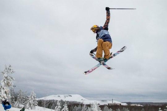 TORE! Olümpiamängude kavva lisandus veel üks Kelly Sildaru medaliala