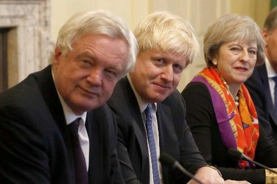 Kust küll leiaks Suurbritannia lahendust Brexiti ummikseisule?