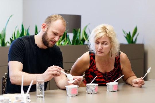 ÕL VIDEO   KATSE: kas proteiiniga piimatooted maitsevad teistmoodi kui tavalised?