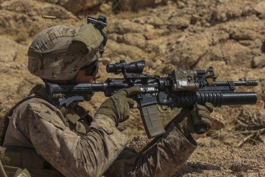 LÄHEB NUTUSEKS: vaata, millise relva USA Afganistanis kasutusele võtab