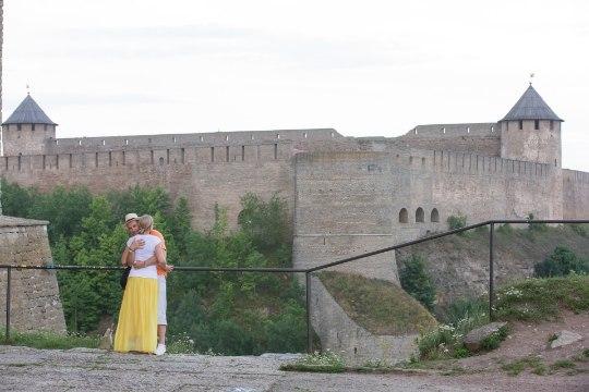 """Eeva Talsi Baltic Sunil: """"Ma ei ole varem kordagi Narvas käinud!"""""""
