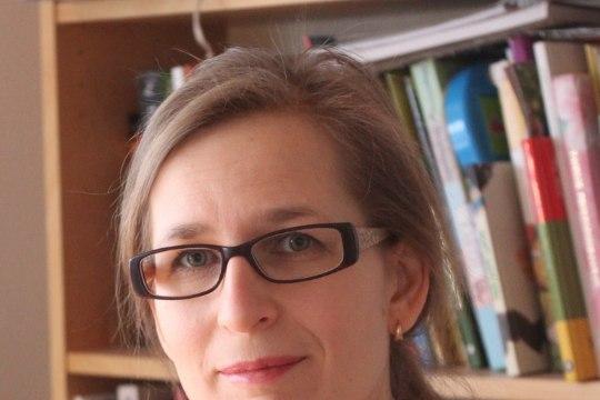 Lea Danilson-Järg | Mitte lastetusmaks, vaid pensionikindlustus