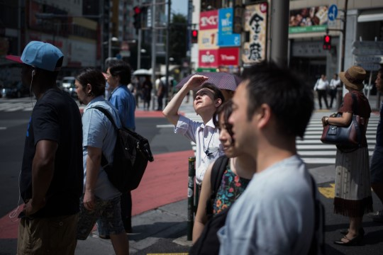 Jaapan kuulutas käesoleva kuumalaine looduskatastroofiks