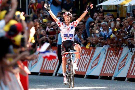 Farmerid, pipragaas ja kukkumine: mis juhtus Tour de France'i 16. etapil