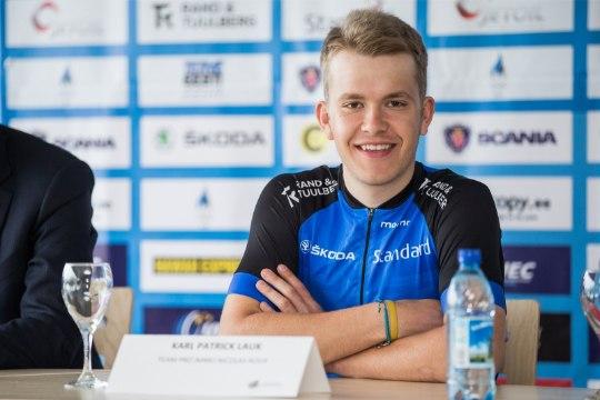 Noor Eesti rattatalent saab võimaluse Tour de France'il osaleva tiimi juures
