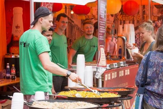 HÕRGUTAV GALERII | Viljandi folk pakub toite igale maitsele: esindatud on mitmed rahvusköögid