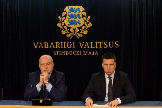 Siseminister: päästeamet kaalub üle-eestilist tulekeeldu