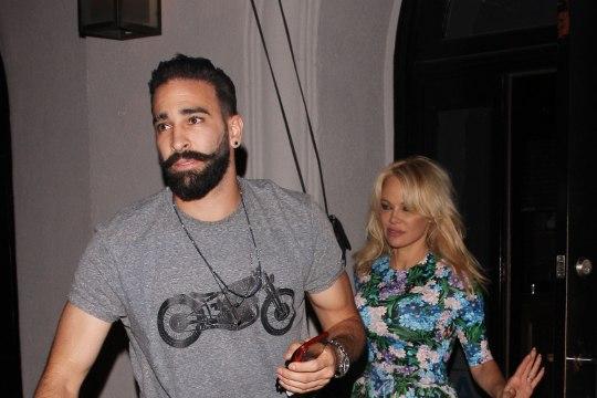 Pamela Anderson (51) abiellub vastse jalgpalli maailmameistriga
