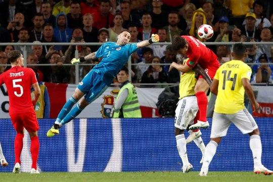 NII SEE JUHTUS | Jalgpalli MM: Inglismaa alistas penaltiseerias Kolumbia!