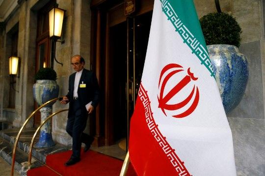 Iraani kindral süüdistab Iisraeli pilvede varastamises