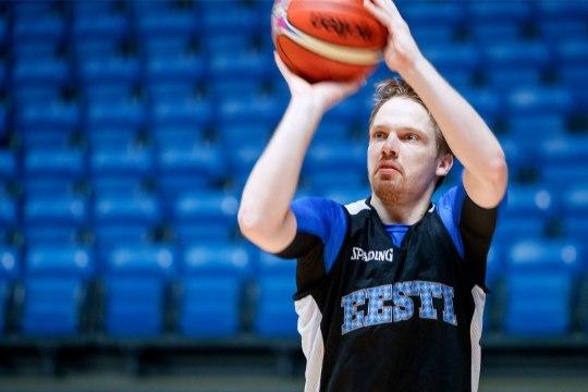 Ville Arike   Eesti korvpallikoondis vajab edu saavutamiseks stabiilset koosseisu