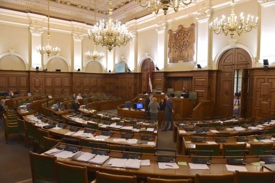 Латвийский депутат: если Россия распадется, в Европе будет мир