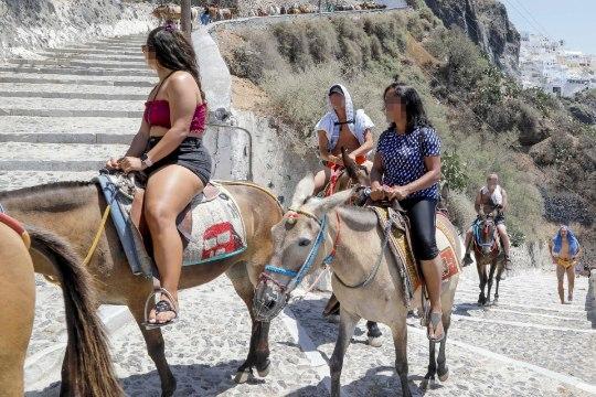 GALERII   Paksud turistid sandistavad eesleid