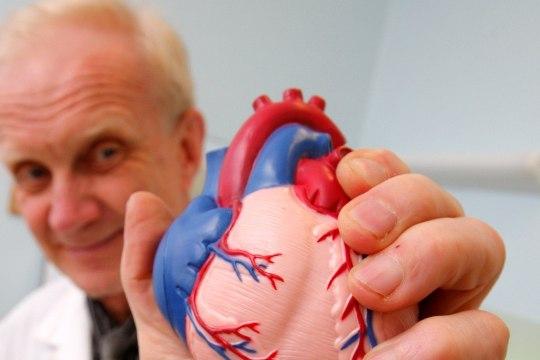 9 põhjust, miks süda valutab