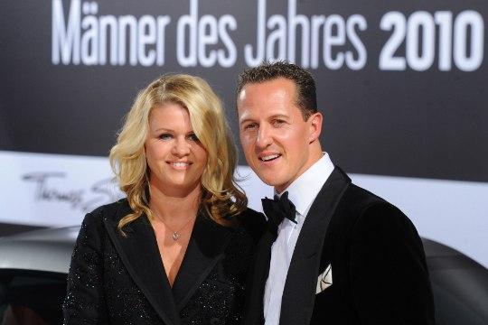 Schumacherid ostsid 30 miljoni eest Madridi Reali presidendi endise villa