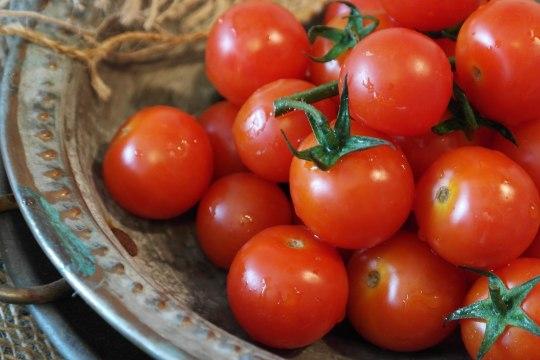 Tee ise! Päikesekuivatatud tomatid.