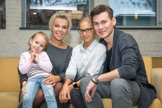 Gerli Padar kolib perega pealinna: oleme juba Tallinna-Tartu maanteel elanud, aitab küll