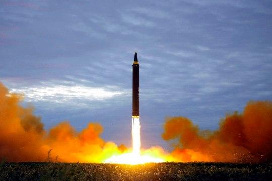 USA ametnik: Põhja-Korea jätkab ballistiliste rakettide tootmist