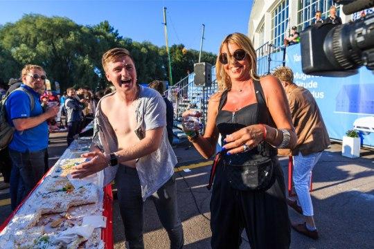 FOTOD | Uudo Sepp tordisõjast Saagimiga: alguses ma ei olnud nõus