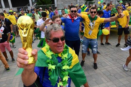 MMi STUUDIO | Suurturniir läheneb lõpule: kas tiitel on Brasiilia kaotada?