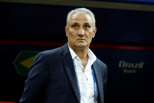 Brasiilia peatreener: juhus oli meie vastu õel
