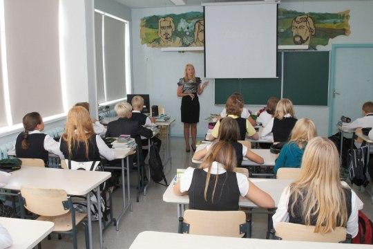 Эксперт: перевод образования на эстонский означает смену нескольких тысяч учителей