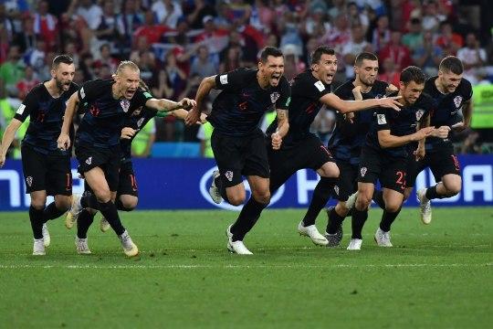 Horvaatia alistas penaltiseerias Venemaa, korraldajate imeline turniir lõppes