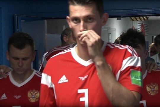 Подозрительно нюхающие российские футболисты заставили немцев говорить о допинге