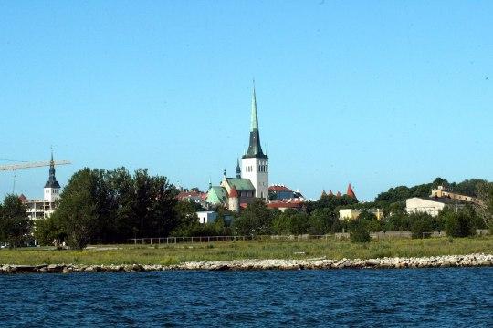 Kuidas turistid vanasti Tallinna imetlesid