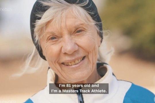 TEE JÄRGI! 81-aastane jooksja purustab rekordeid. Ta lubab, et parim on veel ees!