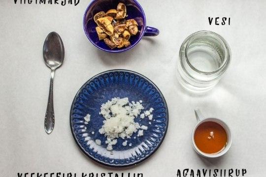 BLOGI | Tee ise tervislik veekeefir
