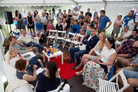 Обзор: какие дискуссии на русском языке будут в этом году на Фестивале мнений