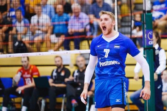 Teppan vedas võrkpallurid Soome vastu võidule