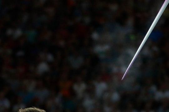 ÕL BERLIINIS | Magnus Kirt: see on mu esimene medal ja väga tähtis medal