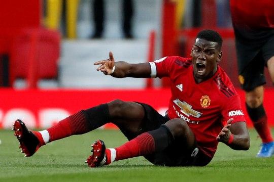 Äsja puhkuselt naasnud Pogba aitas Manchester Unitedil põneva avamängu võita