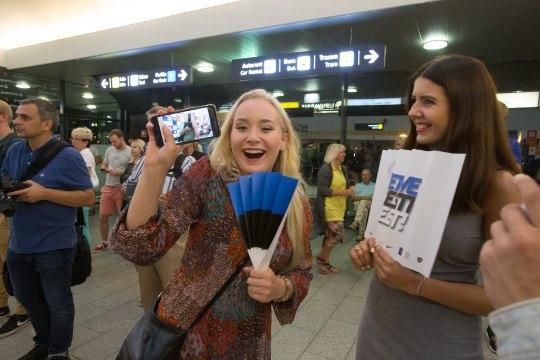 FOTOD JA VIDEO | Koju saabunud Kanter ei suutnud trennihimule vastu panna - kettad läksid lendu juba Saksamaal