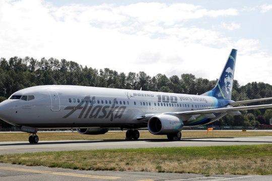 В США разбился угнанный пассажирский самолет (ВИДЕО)