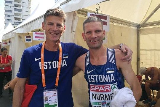 EMil vägeva maratoni jooksnud Nurme: seekordne võistlus oli minu jaoks justkui pulma minek
