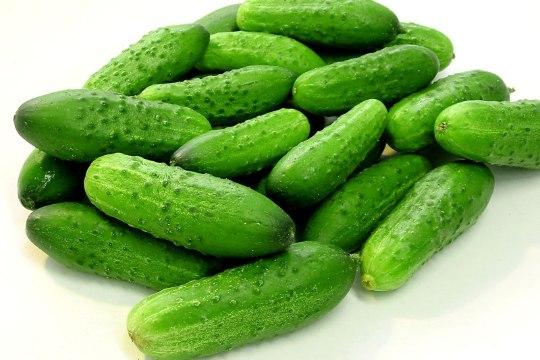 7 head põhjust, miks peaks sööma kurki