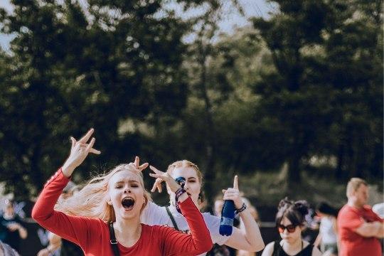 BLOGI JA FOTOD | Weekend festivali peaesinejad ajasid rahva täiesti pööraseks