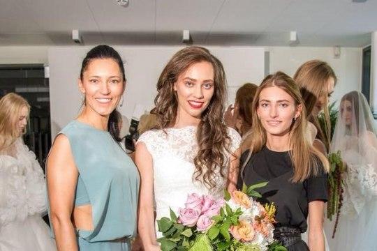 Смотри, как прошел показ свадебной коллекции дизайнера Софии Веретениной