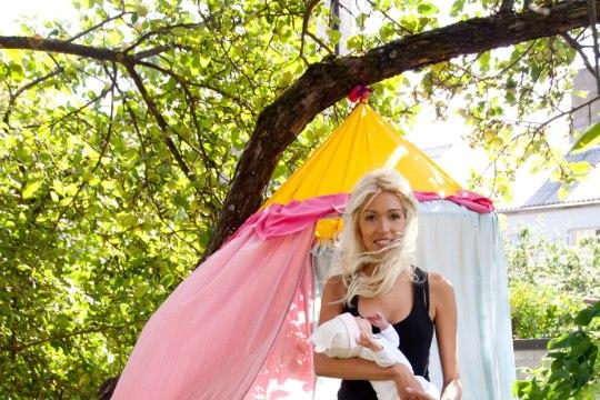 Eesti kuulsad emad: esikohal pole see, kuidas keha välja näeb, vaid mida kõike see teha suudab