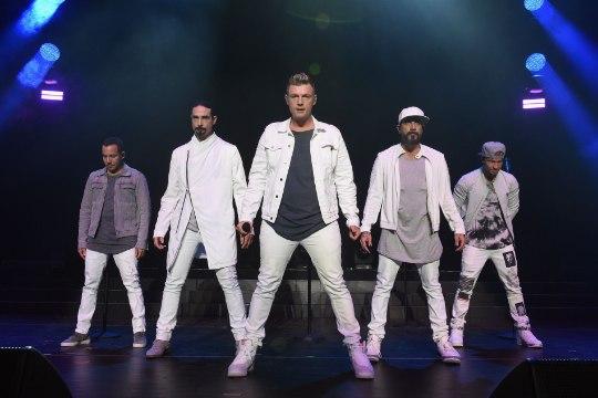 Backstreet Boysi kontserdi eel juhtus õnnetus, milles sai viga 14 inimest